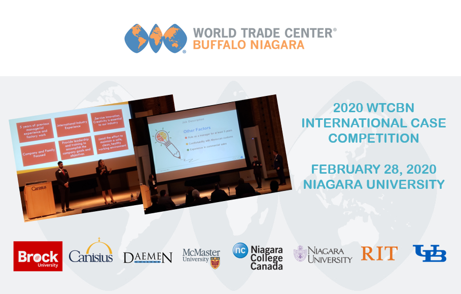 WTCBN to Host 2nd Annual International Case Competition