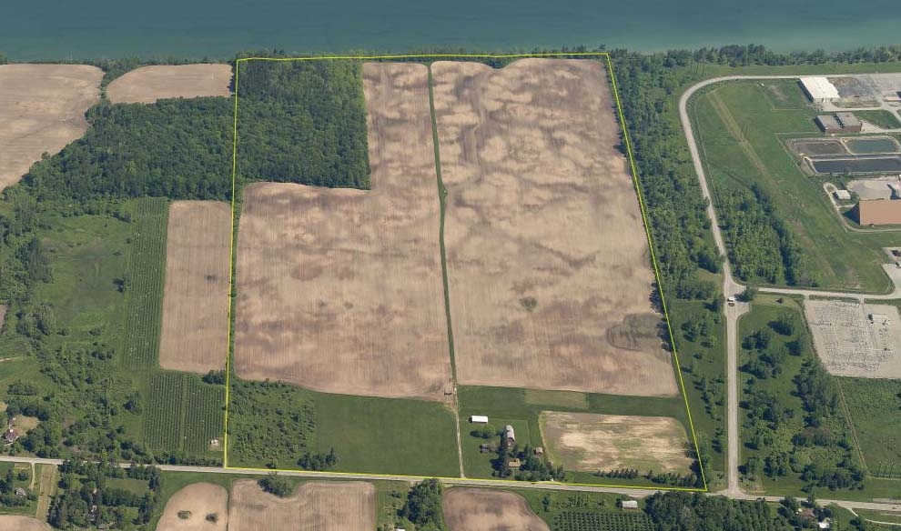 Somerset Lakeshore Site