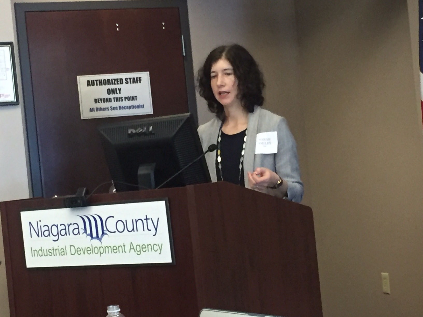Niagara County Hosts PACE Event