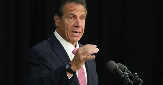 Cuomo Announces $10M for Revitalization of Niagara Falls Bridge District